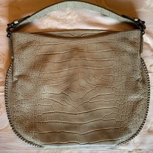 Giorgio Armani Alligator purse